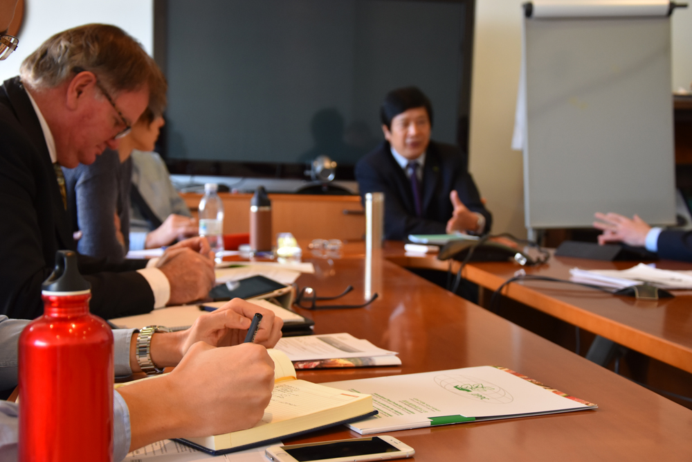 ippc secretariat and senior cabi officials meet in rome. Black Bedroom Furniture Sets. Home Design Ideas