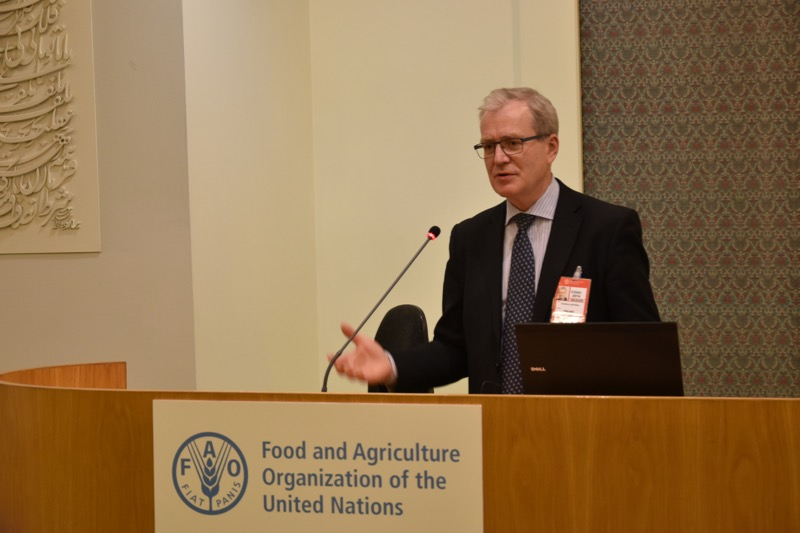 DG, Ministry of Agriculture and Forestry, Finland