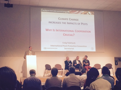 The IPPC, climate change and food security - Convention